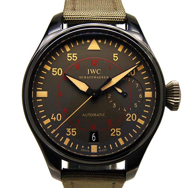 IWC ビッグパイロットウォッチ トップガン ミラマー IW501902 48mm USED 中古
