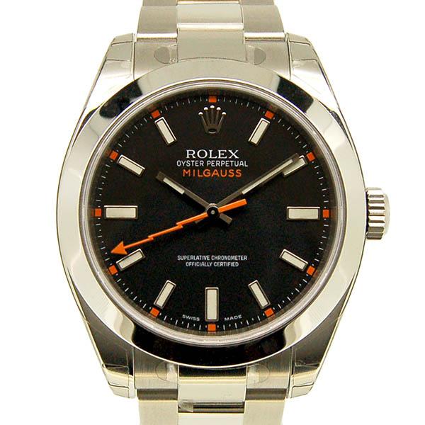 ロレックス ROLEX ミルガウス 116400 ブラック M番 生産終了 未使用品