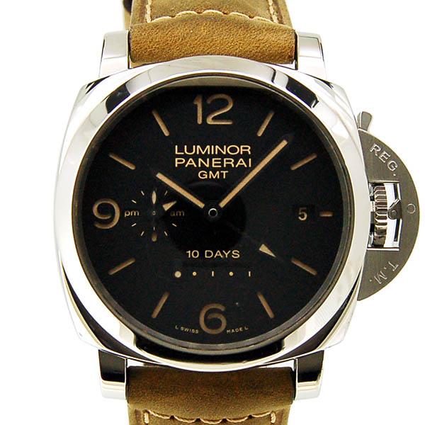 buy online 6c60f 7c9a9 パネライ PANERAI ルミノール1950 10デイズ GMT アッチャイオ ...