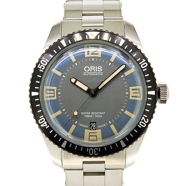 オリス ORIS ダイバーズ65 733 7707 4065 40m 自動巻き USED 中古