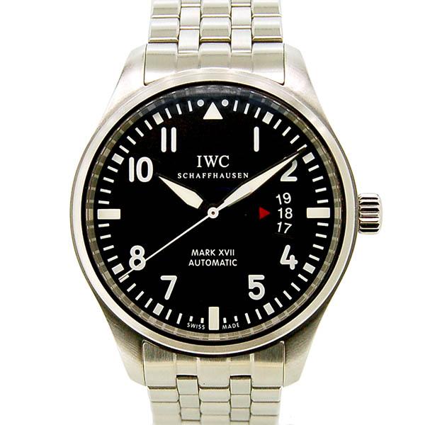 IWC パイロットウォッチ マーク17 IW326504 ブラック USED 中古