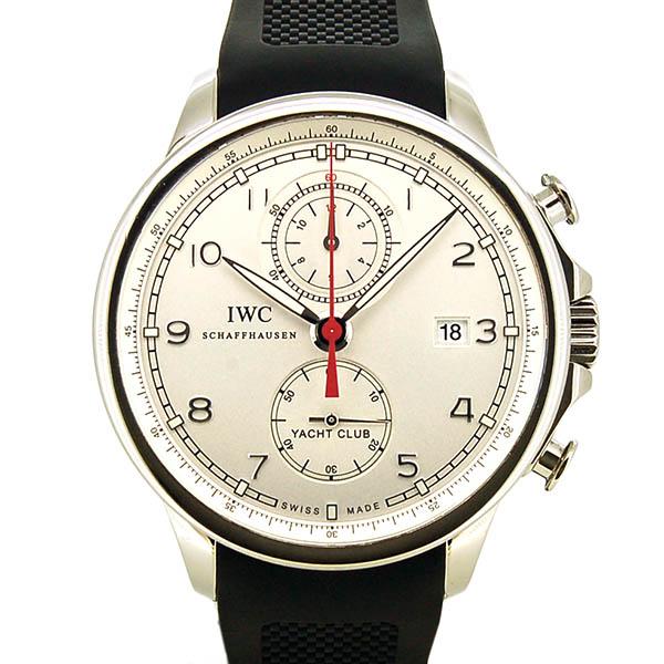 IWC ポルトギーゼ ヨットクラブ IW390211 SS シルバー 45.4mm USED 中古