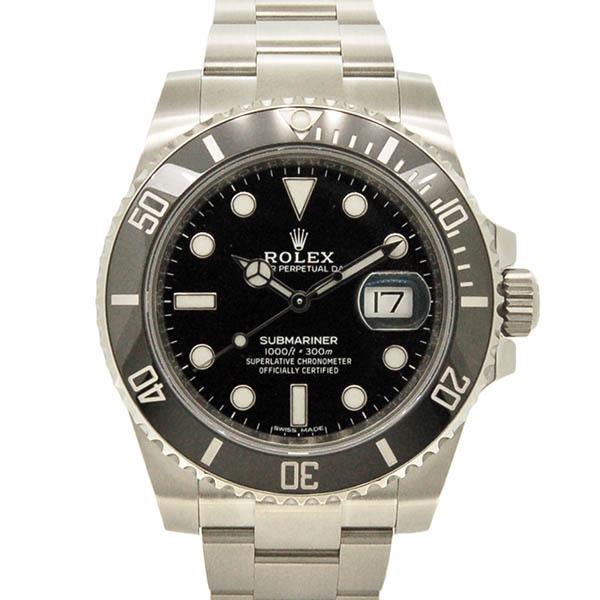 ロレックス ROLEX サブマリーナデイト Ref.116610LN ブラック ランダム番 国内正規品 未使用品