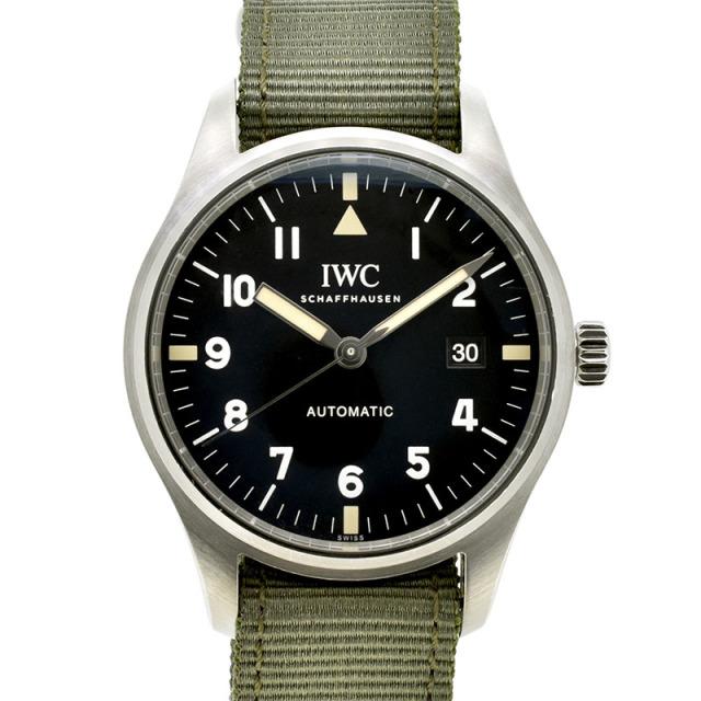 IWC パイロットウォッチ マーク18 トリビュート・トゥ・マーク11 IW327007 世界1948本限定 40mm USED 中古