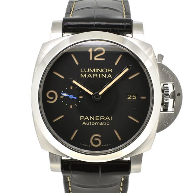 パネライ PANERAI ルミノールマリーナ1950 3デイズ オートマティック アッチャイオ PAM01312 44mm USED 中古