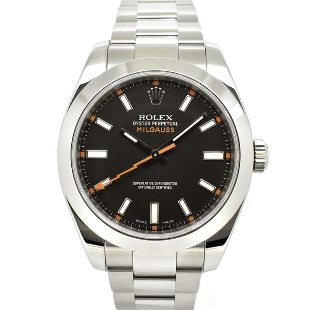 ロレックス ROLEX ミルガウス 116400 ブラック M番 USED 中古