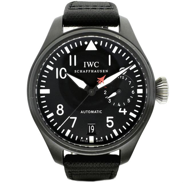 IWC ビッグパイロットウォッチ トップガン IW501901 48mm USED 中古