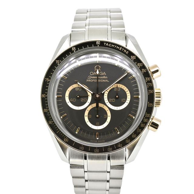 オメガ OMEGA スピードマスター アポロ15号 35周年記念限定 3366.51 42mm 世界1971本限定 USED 中古