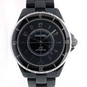 シャネル CHANEL J12 H2980 42mm 黒セラミック メンズ 新品