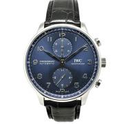 IWC ポルトギーゼ クロノグラフ IW371606 ブルー 41mm 新品
