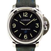 パネライ PANERAI ルミノールベース ロゴ 3デイズ アッチャイオ PAM00774 44mm 手巻き 新品