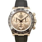 ロレックス ROLEX デイトナ Ref.116515LNA K18ERG ダイヤモンド オイスターフレックスベルト 新品