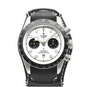 チューダー(チュードル) TUDOR ヘリテージ ブラックベイ クロノ 79360N 41mm ホワイト 新品