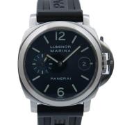 パネライ PANERAI ルミノールマリーナ 40mm PAM00070 自動巻 ブルー USED 中古