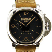 パネライ PANERAI ルミノール1950 10デイズ GMT アッチャイオ PAM00533 44mm 自動巻 USED 中古
