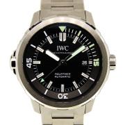 IWC アクアタイマー オートマチック IW329002 SS 42mm ブラック USED 中古
