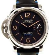 パネライ PANERAI ルミノール レフトハンド 8デイズ アッチャイオ PAM00796 44mm 手巻き USED 中古