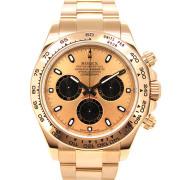 ロレックス ROLEX デイトナ Ref.116505 エバーローズゴールド ピンク/ブラック ランダム番 USED 中古