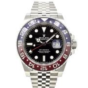 ロレックス ROLEX GMTマスター2 126710BLRO ブルー/レッドベゼル 40mm 未使用品