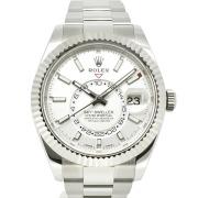 ロレックス ROLEX スカイドゥエラー 326934 ホワイト 国内正規品 未使用品