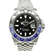 ロレックス ROLEX GMTマスター2 126710BLNR ブルー/ブラックベゼル 40mm USED 中古