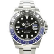 ロレックス ROLEX GMTマスター2 116710BLNR 40mm 青黒ベゼル USED 中古