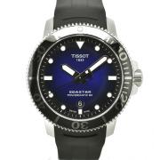 ティソ TISSOT シースター1000 オートマティック T120.407.17.041.00 ブルー 43mm 未使用品