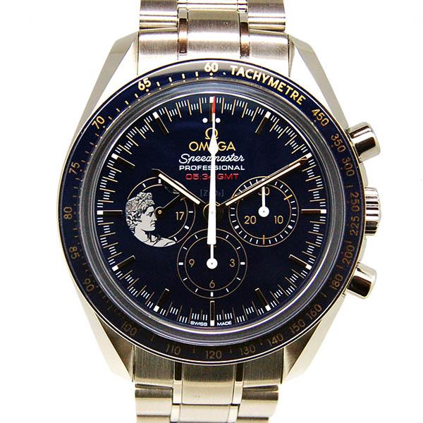 オメガ OMEGA スピードマスター プロフェッショナル ムーンウォッチ アポロ17号 月面着陸45周年記念 311.30.42.30.03.001 世界1972本限定 新品