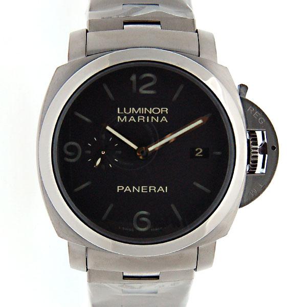 パネライ PANERAI ルミノール1950 3デイズ チタニオ PAM00352 44mm ブラウン 新品