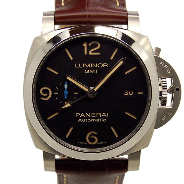 パネライ PANERAI ルミノール1950 3デイズ GMT アッチャイオ PAM01320 44mm 新品