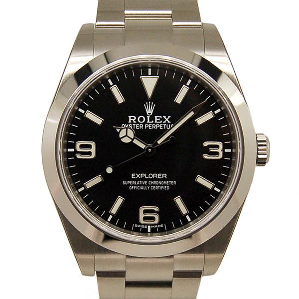 ロレックス ROLEX エクスプローラー1 Ref.214270 39mm クロマライト ブラック 新品