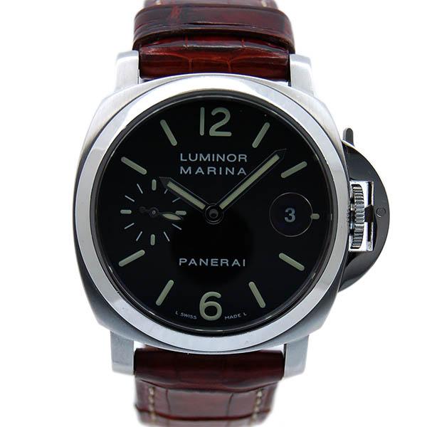 パネライ PANERAI ルミノールマリーナ 40mm PAM00048 USED 中古