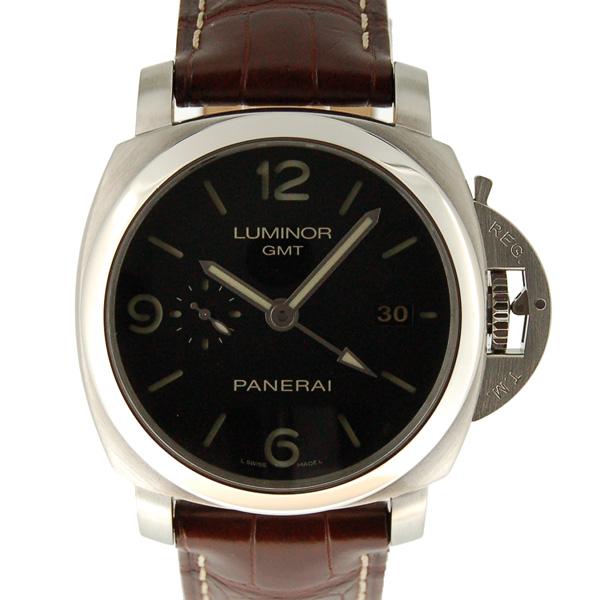 パネライ PANERAI ルミノール1950 3デイズ GMT PAM00320 44mm USED 中古