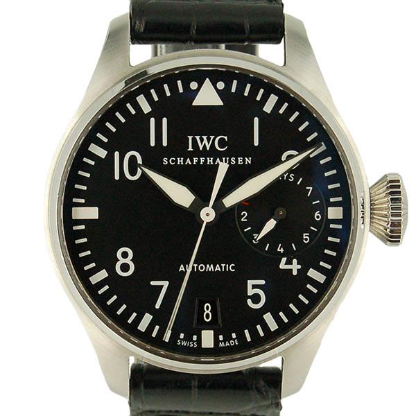 IWC ビッグパイロットウォッチ 7デイズ IW500401 ブラック 46mm USED 中古