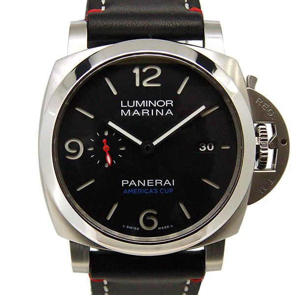 パネライ PANERAI ルミノールマリーナ1950 ソフトバンクチーム 3デイズ PAM00732 世界150本限定 44mm 自動巻 USED 中古