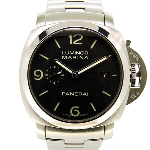 パネライ PANERAI ルミノール1950 3デイズ PAM00328 44mm 自動巻 SS USED 中古