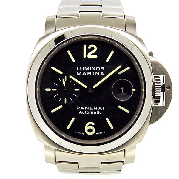 パネライ PANERAI ルミノールマリーナ オートマティック 44mm PAM00299 USED 中古