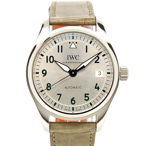IWC パイロットウォッチ オートマティック 36 IW324007 シルバー SS USED 中古