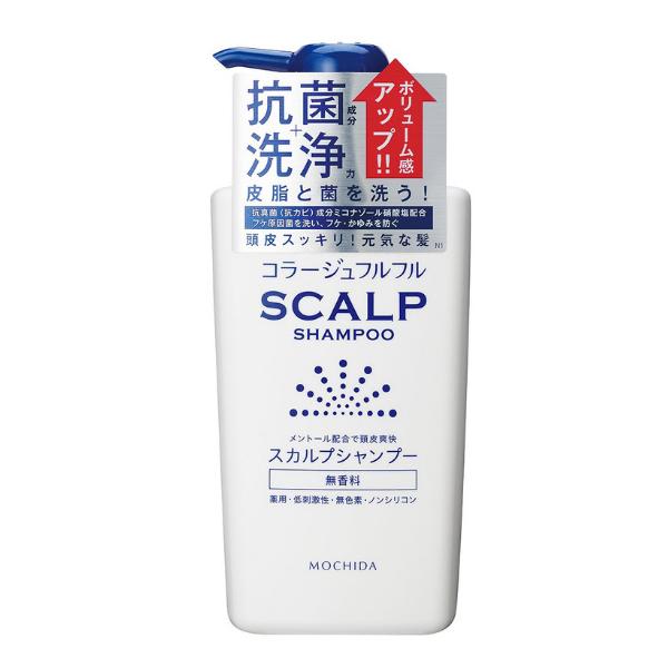 持田ヘルスケア コラージュフルフル スカルプシャンプー 無香料 360mL (医薬部外品)