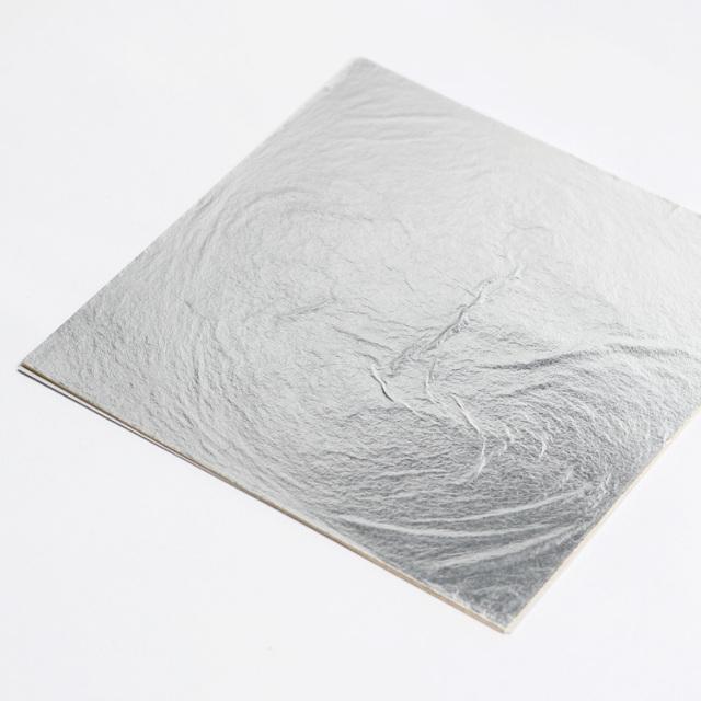 純銀箔 115mm角