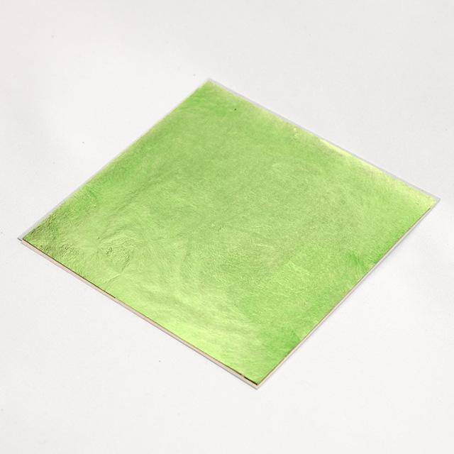 光陽箔 黄味青竹