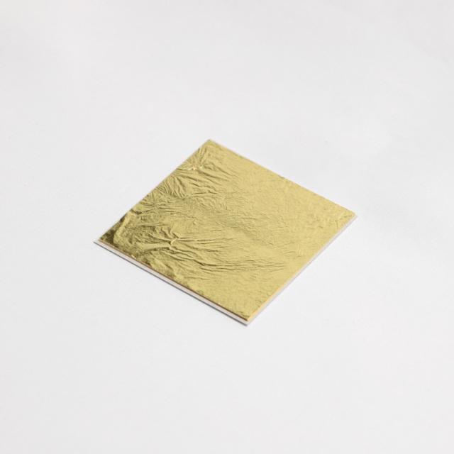 食用金箔 断切 1/4サイズ