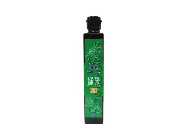 小豆島産 初摘み緑果 プレミアムエキストラバージンオリーブオイル