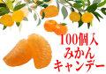 甘酸っぱい みかんキャンディ 100個入り 業務用 秋冬限定