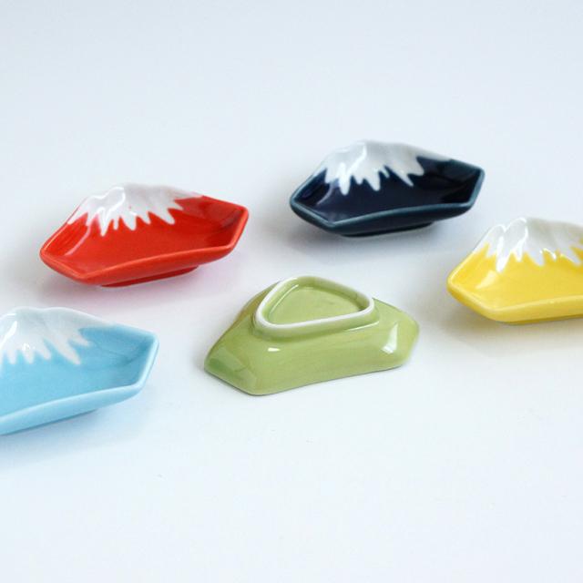 富士山 手塩皿