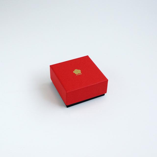 紅白鶴 ペア箸置