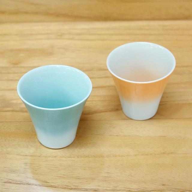 【和食器通販 金照堂】 藤巻製陶 富士山 カップ 湯呑