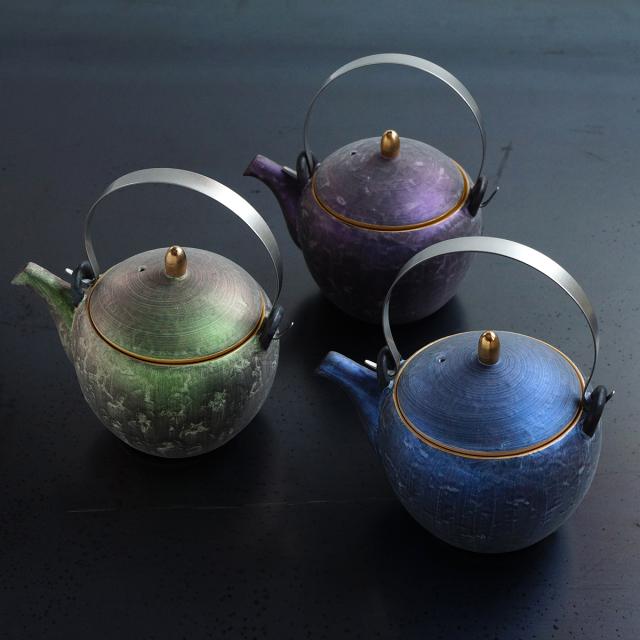【和食器通販 金照堂】 lin (りん) シリーズ有田 金善窯 土瓶