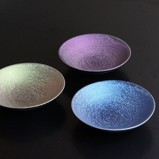 【和食器通販 金照堂】  麟 Lin(りん) 深5寸皿(3色)