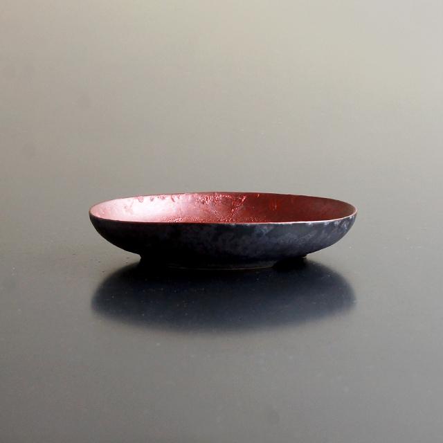 【和食器通販 金照堂】  麟 Lin(りん) 10cm丸小皿(6色)